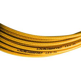 Jagwire LEX SL Schaltzugaussenhülle 4,5mm 2,5m gold